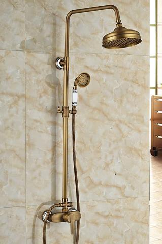 colonne de douche rozin