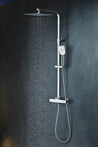 colonne de douche Elbe thermostatique