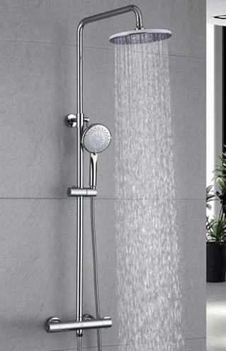 colonne de douche moerdne