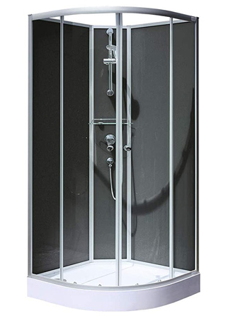La cabine de douche complète SCHULTE